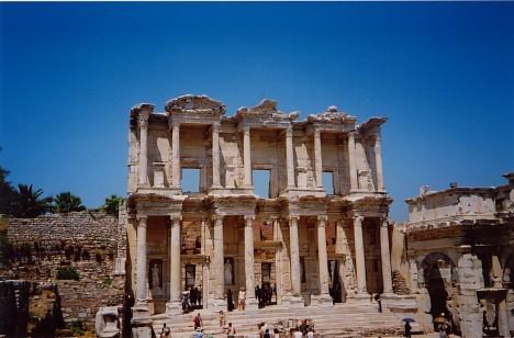 Efez - Turecko