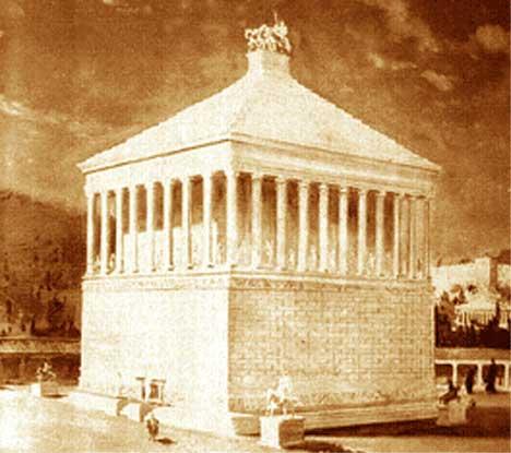 Mauzóleum v Halikarnase