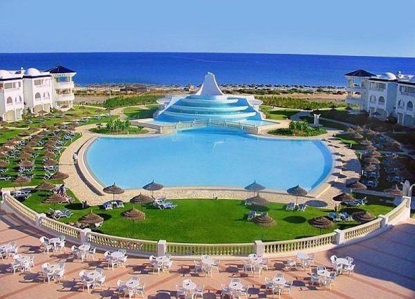 Dovolenka v Tunise